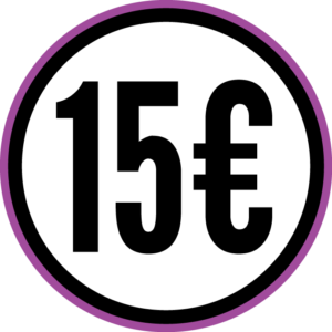 15 ERUROS Price for original pub crawl budapest