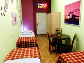 budapest budget hostel 3