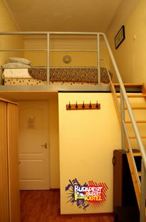 budapest budget hostel 5