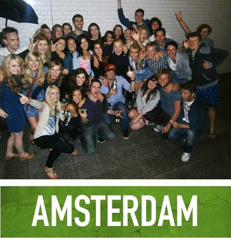 free amsterdam pub crawl