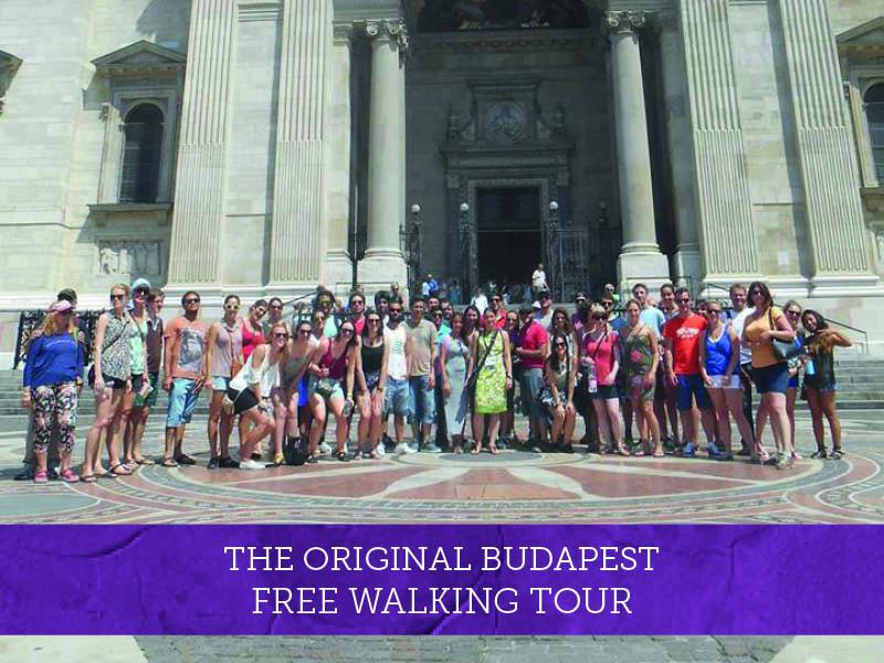 Original Budapest Free Tour