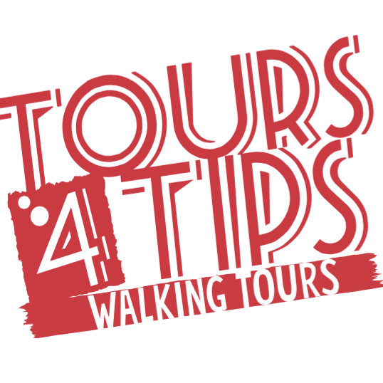 free tours for tips