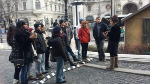 budapest free tour guide