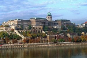 THE BUDAPEST CASTLE