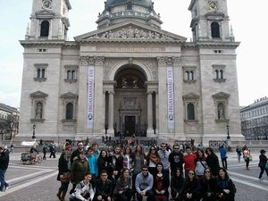 free budapest tour pic