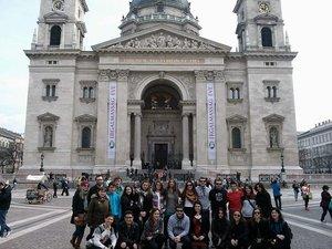 free budapest tour pic