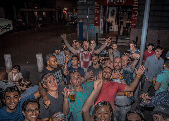 Budapest Pub Crawl Best